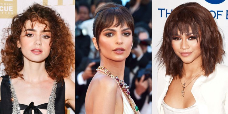 104 Hairstyles With Bangs You ll Want to Copy - Celebrity Haircuts