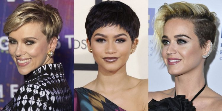 42 Pixie Cuts We Love for 2017 - Short Pixie Hairstyles from