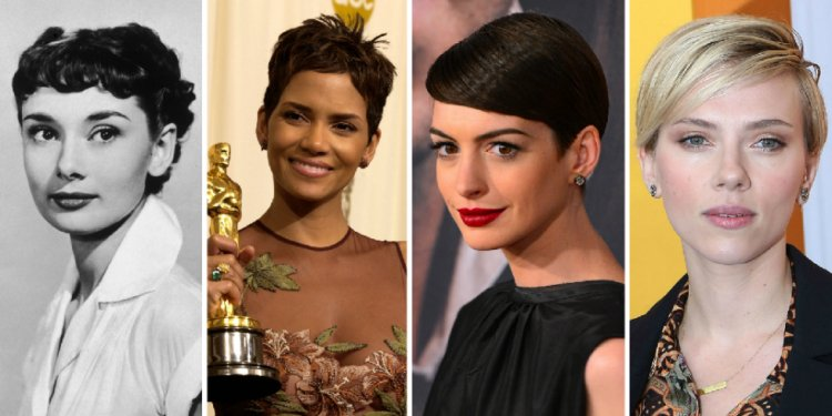 47 Best Pixie Cuts of All Time - Iconic Pixie Haircut Ideas
