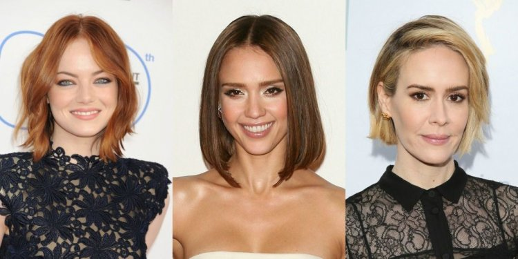 50 Bob Haircuts and Hairstyles Inspired by Celebrities - Bob