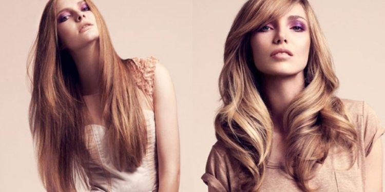 Cute Haircuts For Long Hair | Medium Hair Styles Ideas - #20784