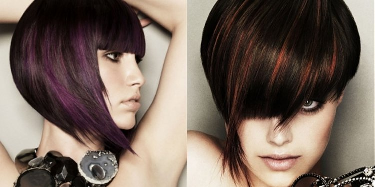 Gallery: Cute Bob Hairstyles With Bangs Cute Layered Bob Haircuts