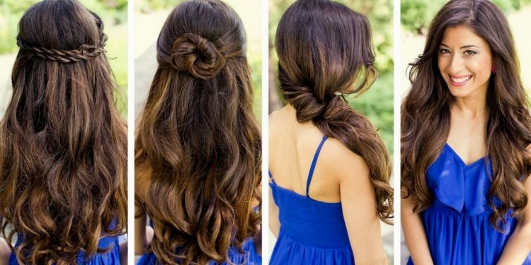 Pretty Hairstyles Long Hair Cute Long Hairstyles Cute Haircuts For