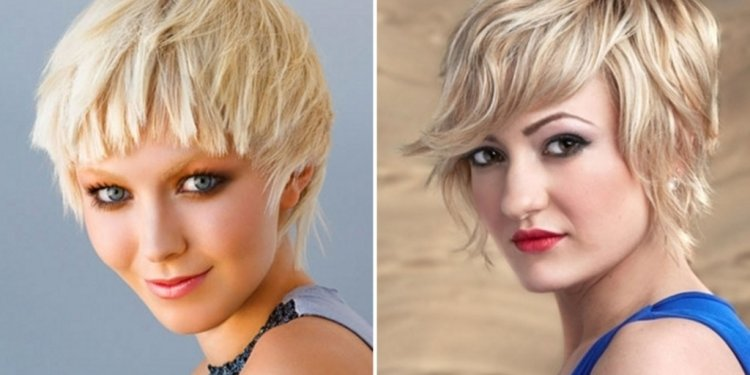 Short And Stylish Haircuts - Short Hairstyle Ideas Photo Collections