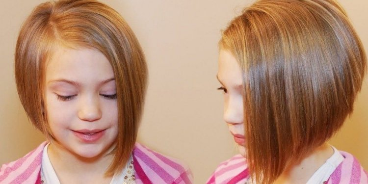 Short Haircuts For Children - Braiding Hairstyle Pictures