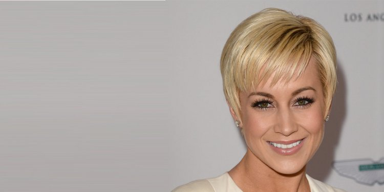 Images of trendy short haircuts