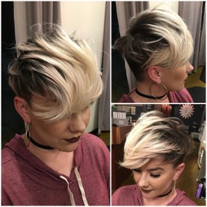 Best Short Hairstyles for Fine Hair, Women Short Hair Cut Designs
