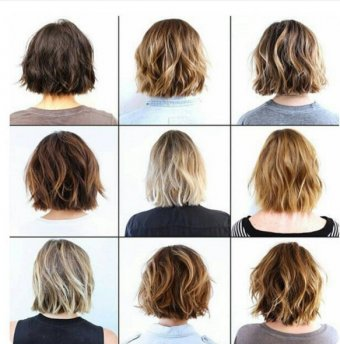 Layered Hairstyle Ideas for Short Hair