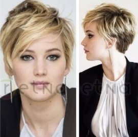 Most Popular Short Hairstyles for Summer: Layered Haircut