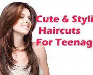 Cute stylish haircuts
