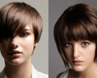 Hair color for short haircuts