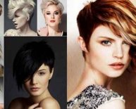 Latest short haircuts