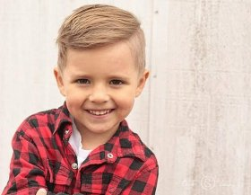 Young Boys Haircut Ideas 2017